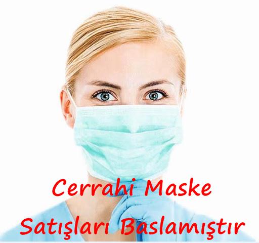 Cerrahi Maske Satış